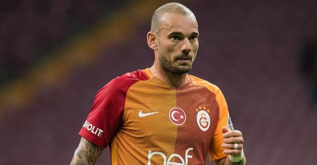 Sneijder Amerika'ya Transfer Oluyor