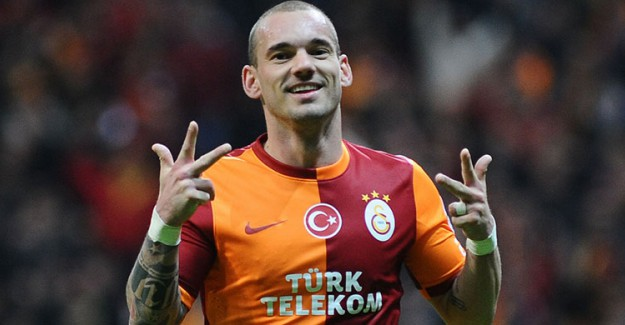 Sneijder İsyanda! Galatasaray'ı FİFA'ya Şikayet Edecek