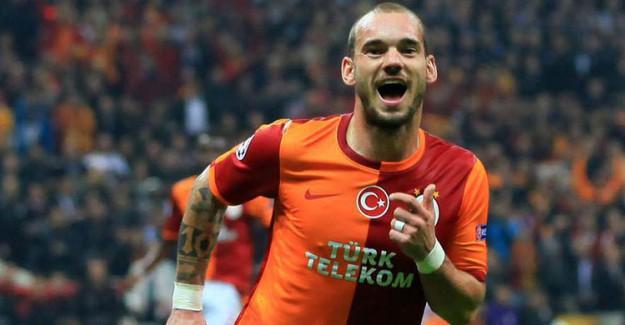 Sneijder'e Ezeli Rakip Talip Oldu!