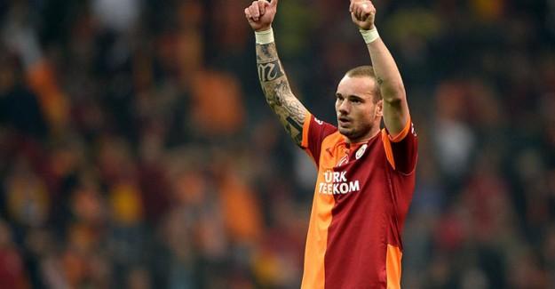 Sneijder'e Şok! Listede Yok