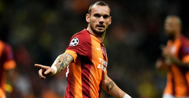 Sneijder'in Menajerinden Transfer Açıklaması