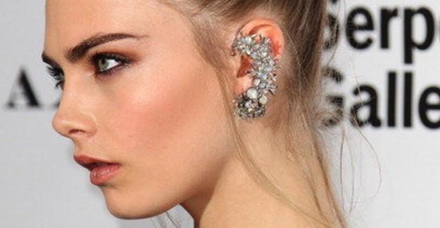 Son Yılların Yeni Trendi: Kulak Takıları!