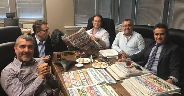 Sözcü Gazetesi'ne Terör Soruşturması