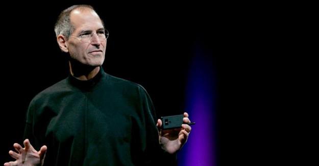 Steve Jobs'un Siniri İle İPhone Geliştirildi!