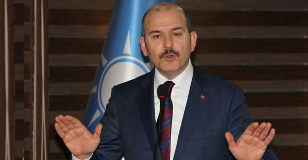 Süleyman Soylu'dan Baskın Oran'a Suç Duyurusu!