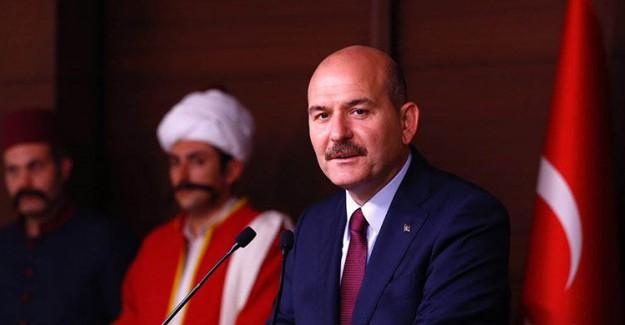 Süleyman Soylu'dan CHP'li Vekile Tokat Gibi Cevap!
