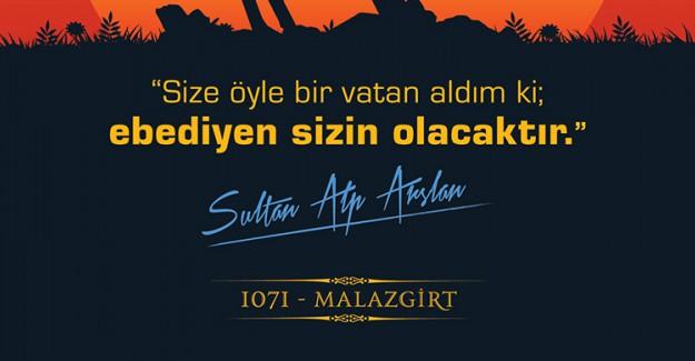 Sultan Alparslan'ın Tarihe Yön Veren Konuşması