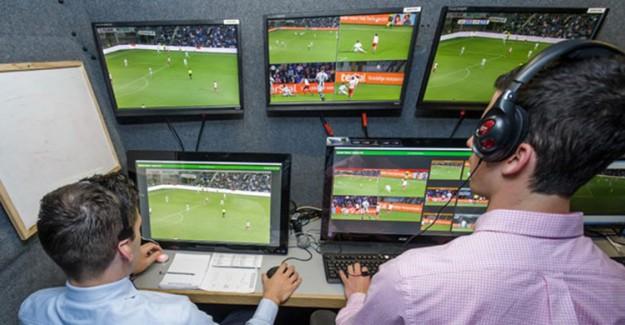 Süper Lig'de Video Hakemliği Uygulaması Başlıyor!