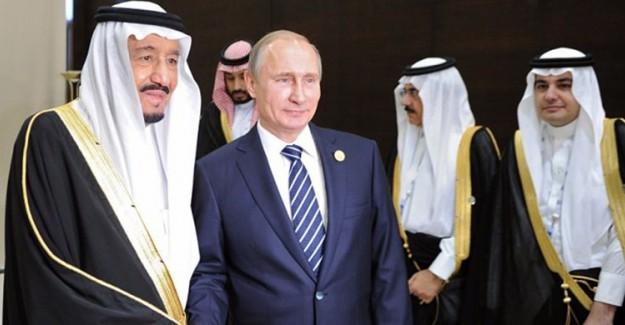 Suudi Arabistan İle Rusya Arasında Kritik Anlaşma!