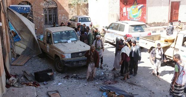 Suudilere Büyük Saldırı! Onlarca Ölü Var