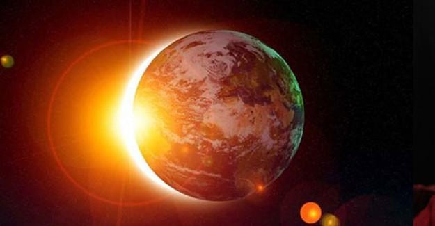 Tarihin En Büyük Güneş Tutulmasına Az Kaldı!