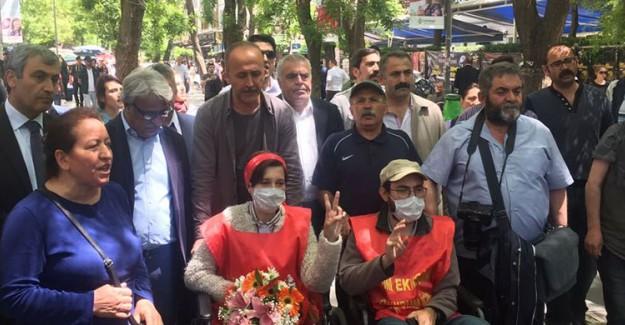 Terörist Duruşmasında Olay! 24 Gözaltı