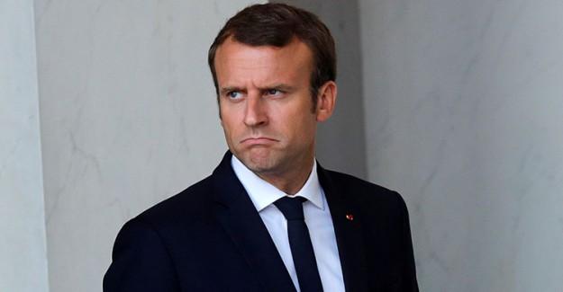 Time, Macron'la Böyle Alay Etti!