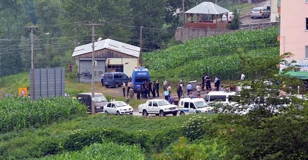 Trabzon'da Bombalı Saldırı