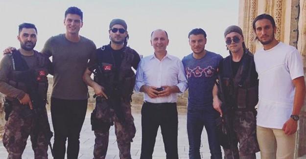 Trabzonspor Başkanı Usta'dan Mehmetçik'e Ziyaret !