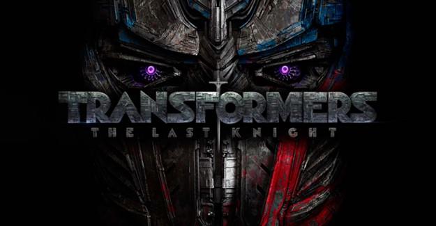 Transformers 5: The Last Knight Vizyona Girmeye Hazırlanıyor