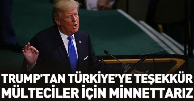 Trump İlk Defa BM Genel Kurulu'nda!