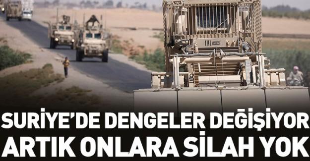 Trump: YPG'ye Silah Verilmeyecek!