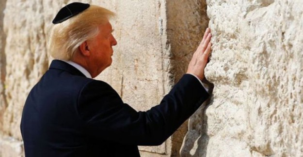 Trump'tan Kudüs Açıklaması!