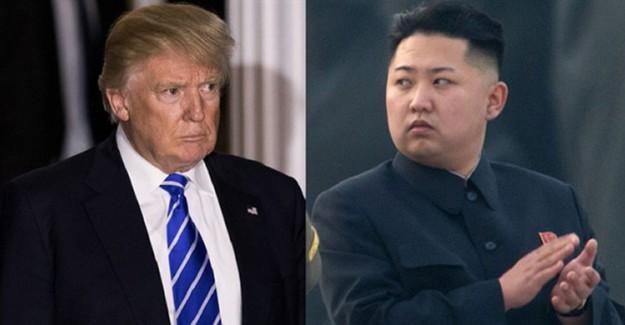 Trump'tan Kuzey Kore Hamlesi!