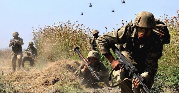 TSK'dan Büyük Operasyon! ''26 Terörist Öldürüldü''