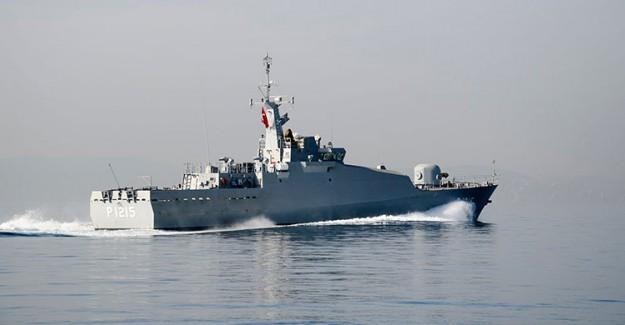 TSK Ege Denizi'ne Hücum Bot Gönderdi