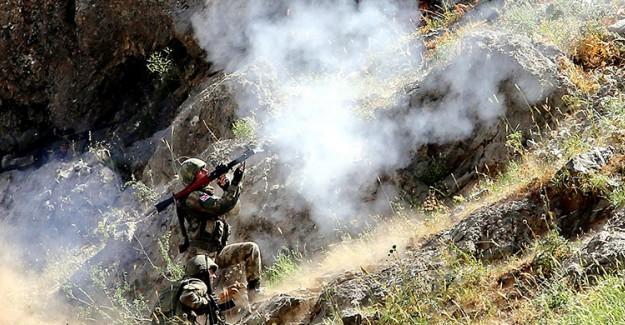 TSK Göz Açtırmıyor! 4 PKK'lı Öldürüldü