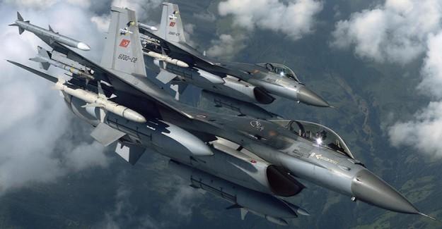 TSK'dan Açıklama: ZAP'a Hava Harekatı!