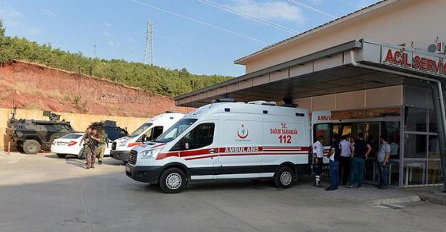 Tunceli'de Çatışma! 2 Asker Yaralandı