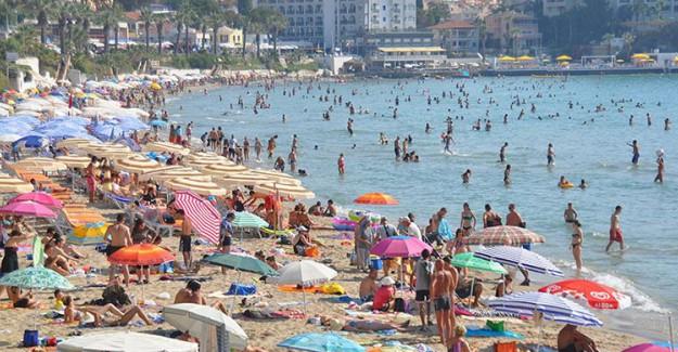 Turizme Can Geldi! 17 Milyon Kişi Tatile Çıkıyor