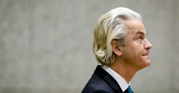 'Türk İstemiyorum' Diyen Wilders'a Sert Yanıt!