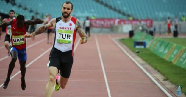 Türk Spor Tarihine Geçti!