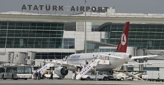 Türkiye, ABD'ye Yaptığı Uçuşlarında Elektronik Eşya Yasağını Kaldırdı!