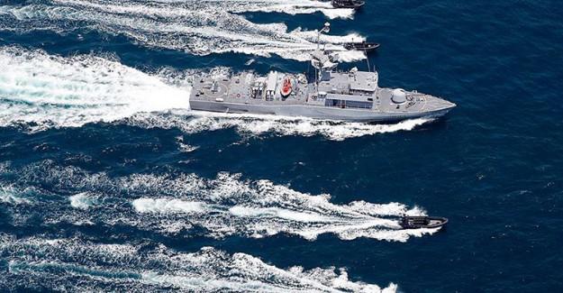 Türkiye İle Katar Arasında Yapılan Deniz Tatbikatı Sona Erdi