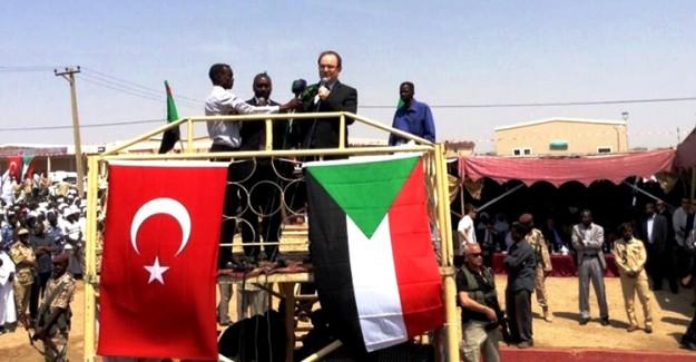 Türkiye İle Sudan İlişkileri Şaha Kalkıyor!