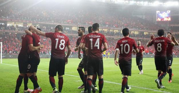 Türkiye-Hırvatistan Maçı Biletleri Tükendi!