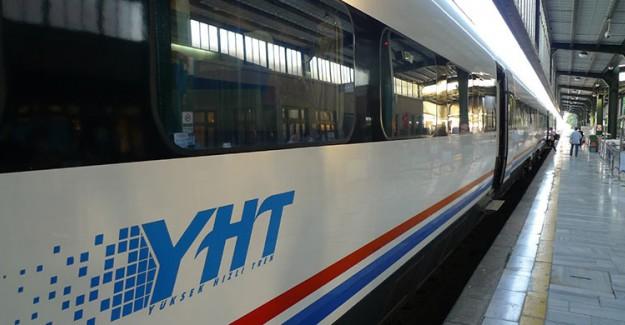 Türkiye'nin Dört Bir Yanı Yüksek Hızlı Tren Olacak