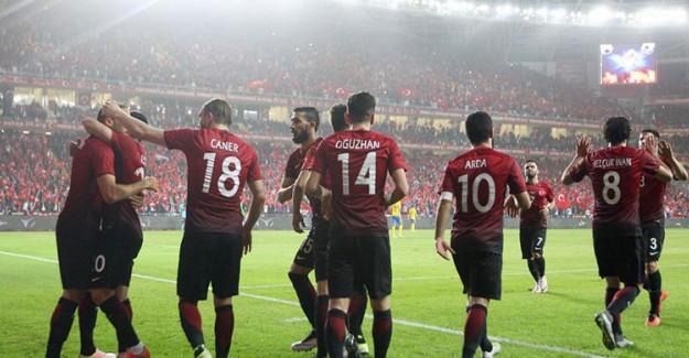 Türkiye'nin Hırvatistan Maçı 11'i Belli Oldu