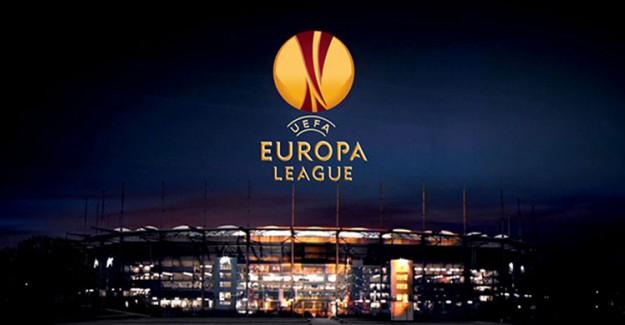 UEFA Avrupa Ligi'nde Alınan Sonuçlar!