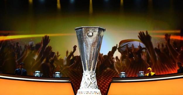 UEFA Avrupa Ligi'nde Tur Atlayan Takımlar!