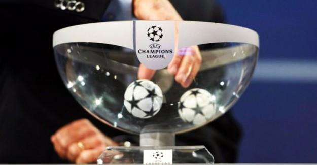 UEFA'da Rakiplerimiz Belli Olacak !
