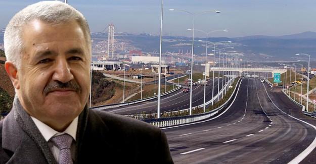 Ulaştırma Bakanı Arslan, Bayram Müjdesini Verdi!