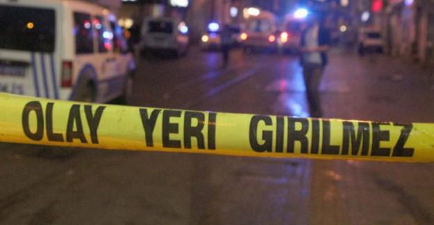 Ümraniye'de Taksi Durağına Silahlı Saldırı!
