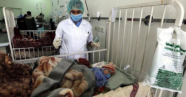 UNICEF'in Yolladığı Yardımlar Yemen'e Ulaştı