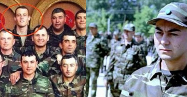 Ünlü İsimlerin Askerlik Fotoğrafları Ortaya Çıktı!