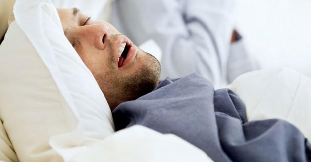 Uykuda Nefes Almak İçin Tedavi Olmalısınız