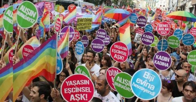 Valilik'ten Açıklama! LGBT Sapkınlarının Yürüyüşüne İzin Yok!