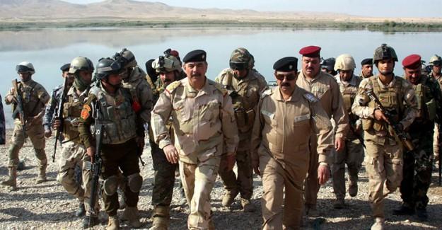 Ve Beklenen Oldu! Irak Ordusu Oraya Girdi