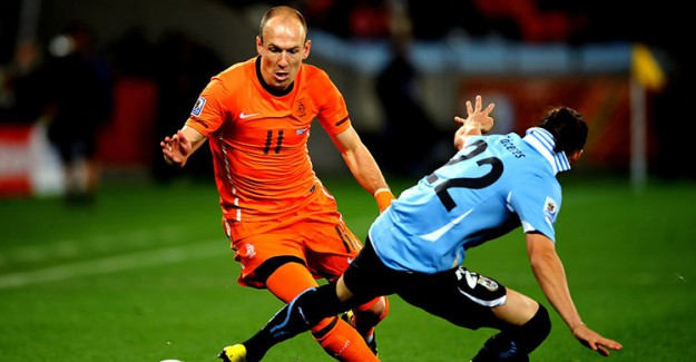 Ve Bir Devir Kapandı! Robben Bıraktı!