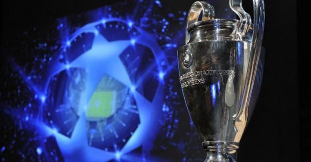 Ve Şampiyonlar Ligi'nde Perde Açılıyor!